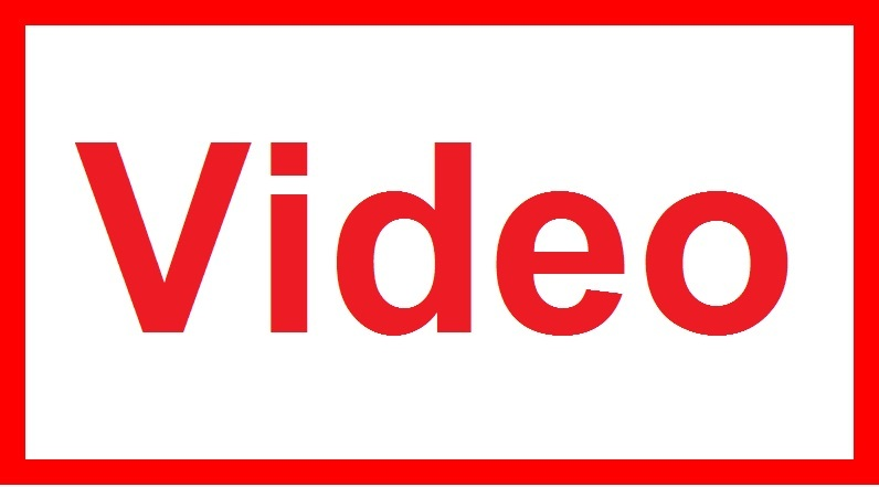 Button-Produkt-Video-rot